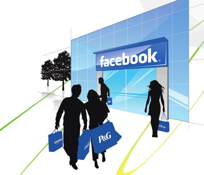 Online Sales Using Facebook