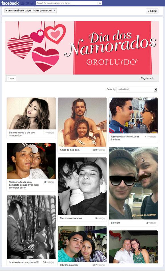 Orofluido Photo Contest on Facebook