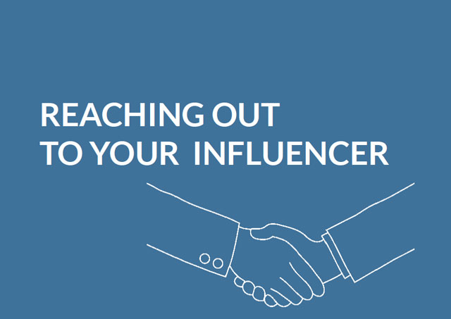Reaching out to top influencers
