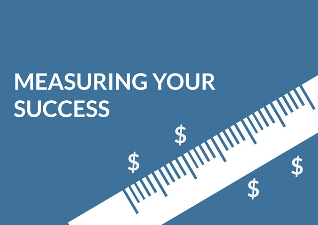 Using the right metrics to track your success